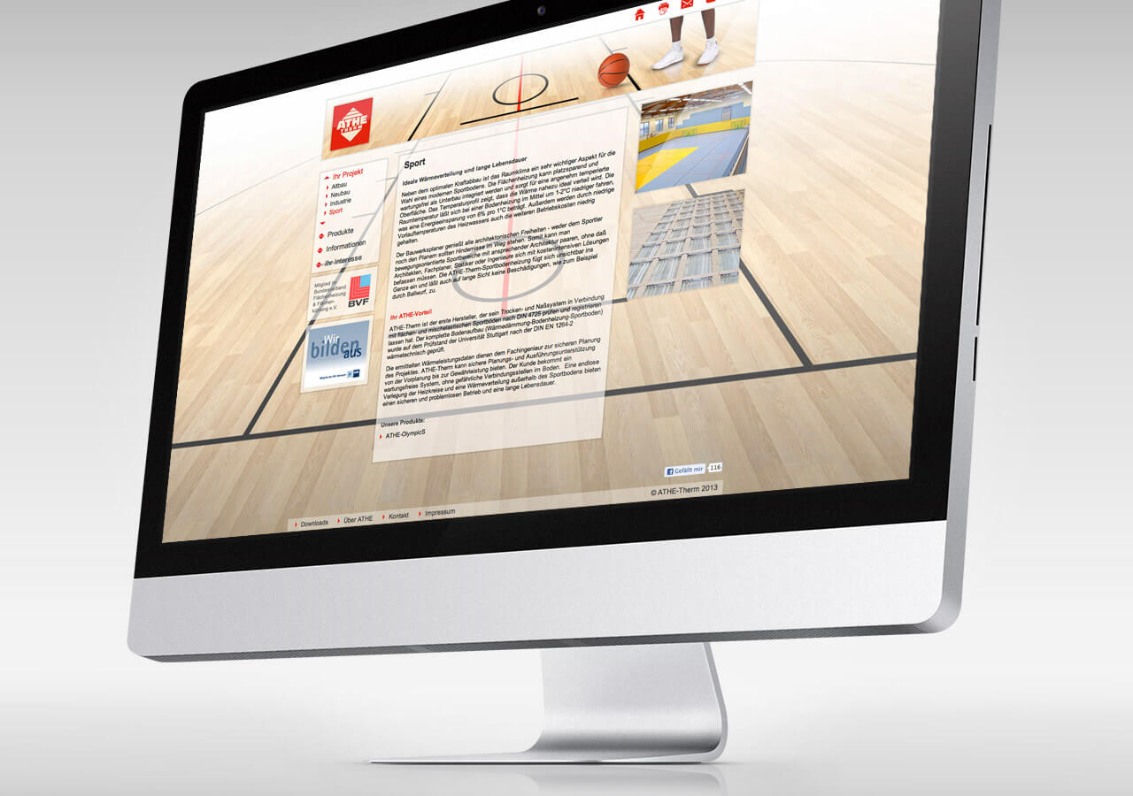 Athe Therm Website