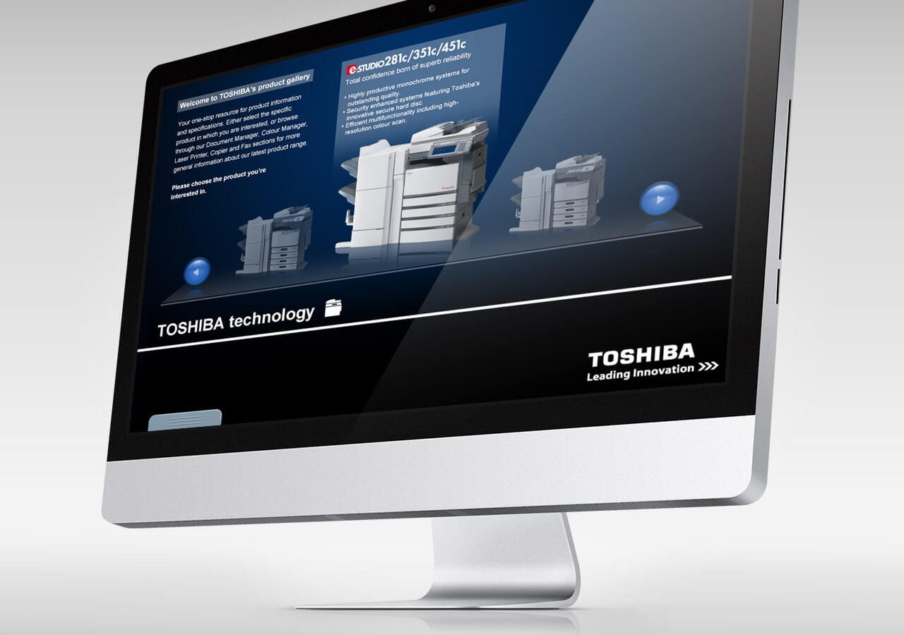 Toshiba Scan it!