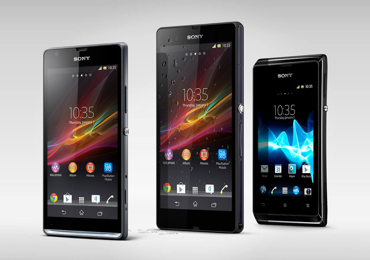 Xperia™ E / Z / SP Training
