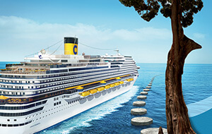 Costa Entdeckerreise E-Learning Overview