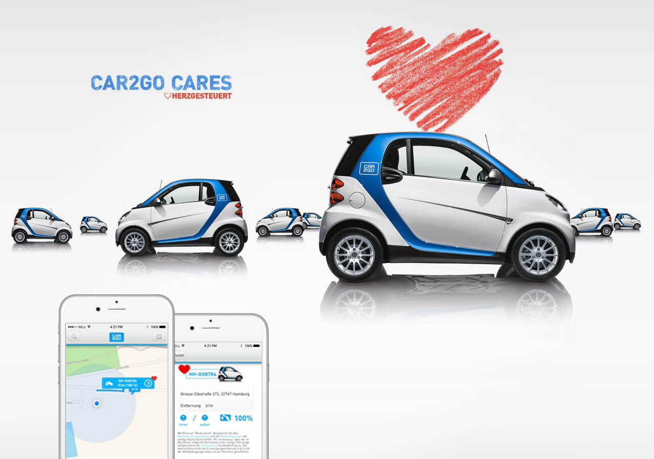 car2go cares